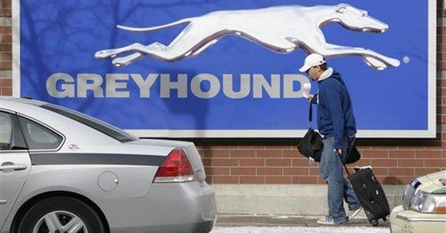 Looks Like The Migrant Crisis Is Keeping Greyhound Buses In Business