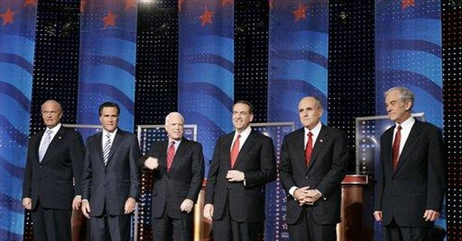 State of the Race: Monday January 14, 2008