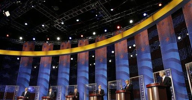 The Not-So-Great Debaters