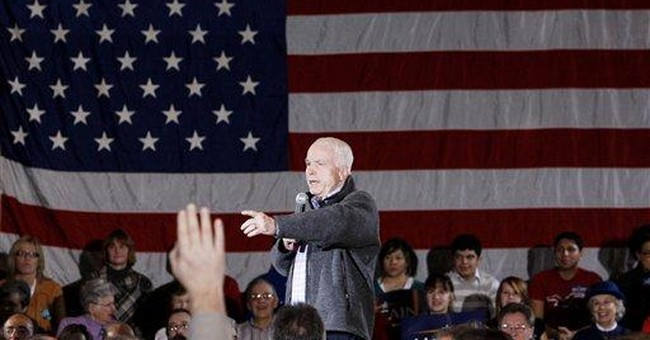 Man To Beat: McCain's Cross-Party Appeal