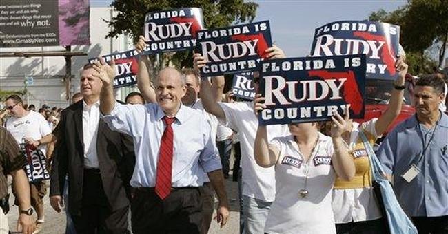 "The Giuliani ""Surge"" for Afghanistan"