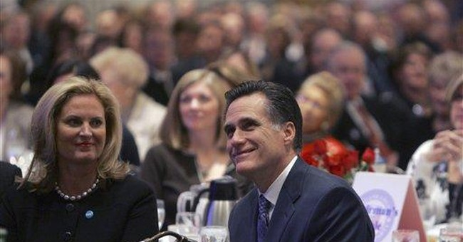 Romney Rivals Note Familial Ties