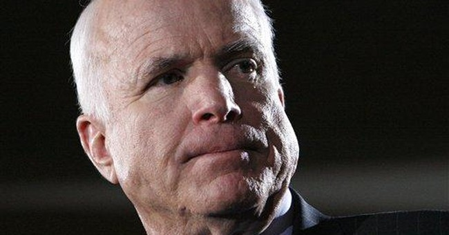 McCain: No More Mr. Straight Talk?