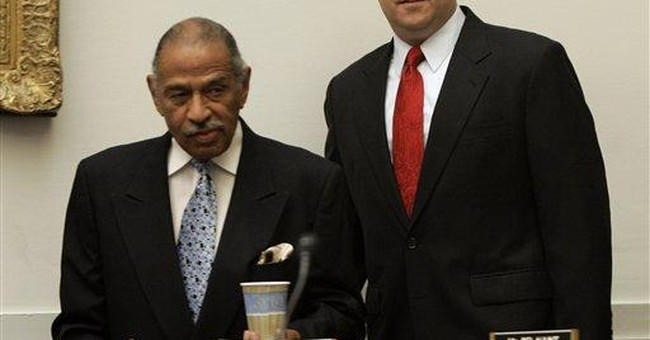 Conyers to States: Thou Shall Not Lower Taxes