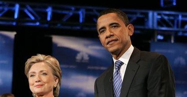 Is Obama Teflon?