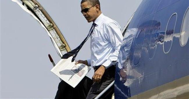 The GOP Made Obama Do It