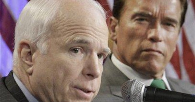 Obama Or McCain, Old World or New?