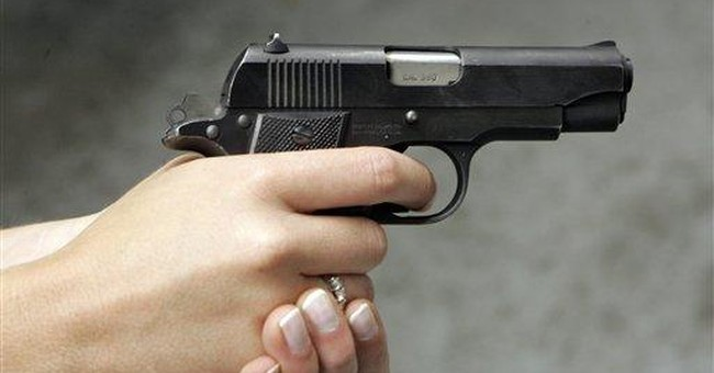D.C. Government Continues Mugging Gun Owners