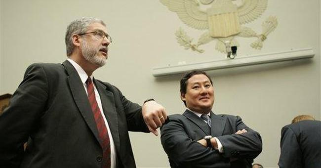 John Yoo's Evasive Military Manuevers
