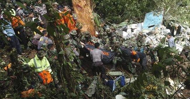 Official: 1 body found in western NC plane crash