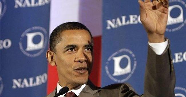 Can Obama Rescue Bush?