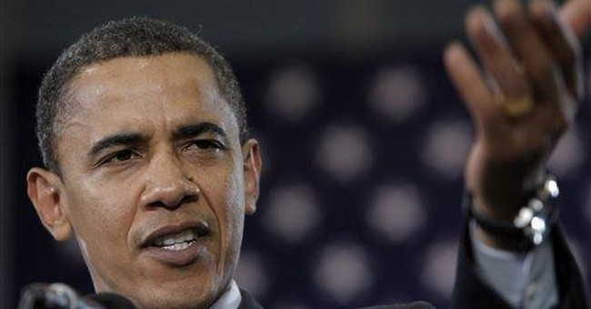 Obama In Focus On The Fourth