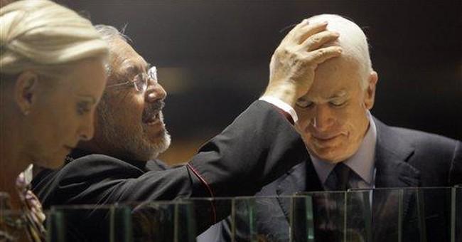 Huckabee No Savior for McCain