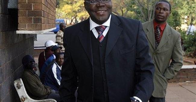 Zimbabwe to cut back on hangings
