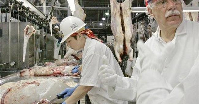 OSHA cites Cargill Meat Solutions