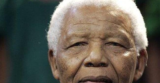 Mandela returning to home village
