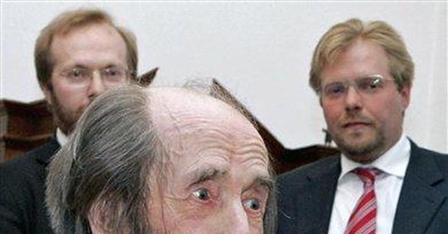 Aleksandr Solzhenitsyn: Moral Giant