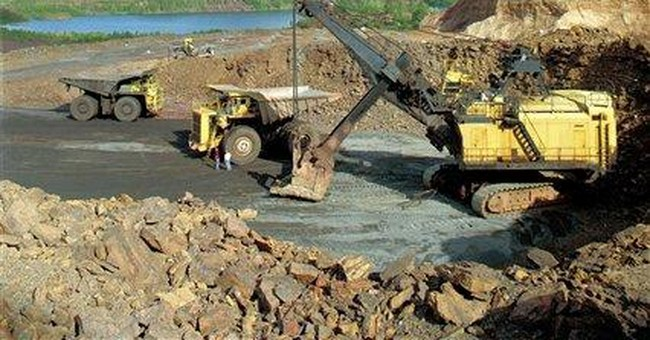 Alpha Natural Resources posts $733M loss