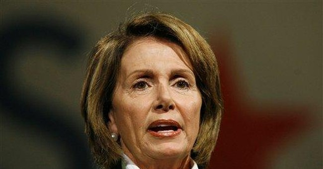 Nancy Pelosi vs. Rush Limbaugh