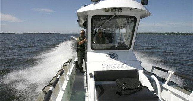 Texas boats to begin patrolling Rio Grande soon