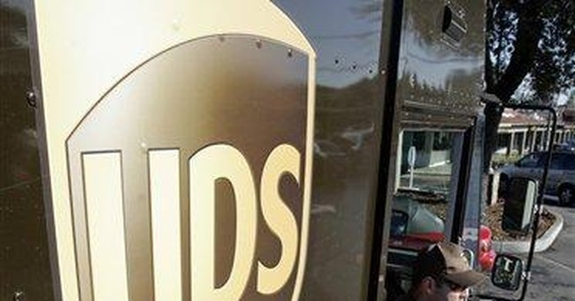 UPS raises ground and air rates 4.9 percent