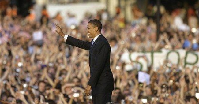 Daily Kos Founder Enjoys Celebrity Status while Helping Obama