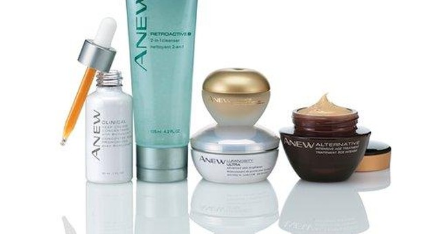 Avon Products 2nd-quarter net income rises