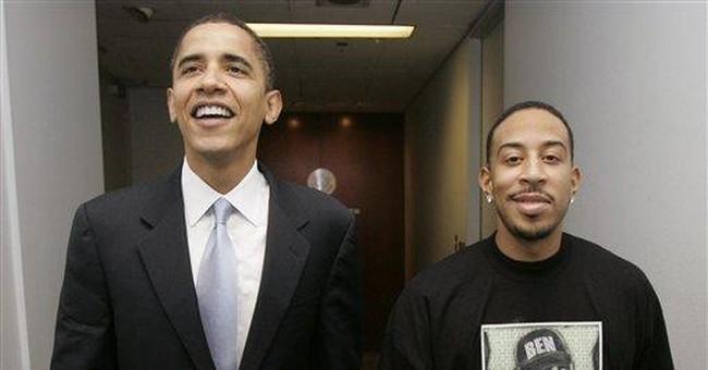 Ludacris Does Politics