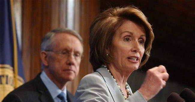 Pelosi Reacts to GOP House Protest