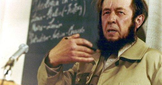 "The Death of Solzhenitsyn: ""One Word of Truth Will Outweigh the Whole World"""