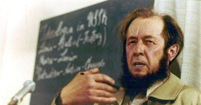 """The Death of Solzhenitsyn: """"One Word of Truth Will Outweigh the Whole World"""""""