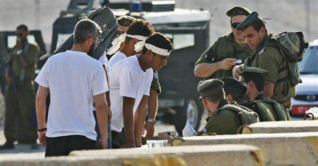 Ignoring Failure in Gaza