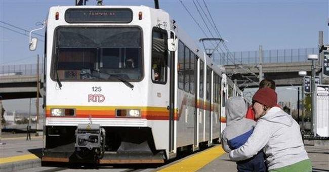 Voter Affirmation of Mass Transit