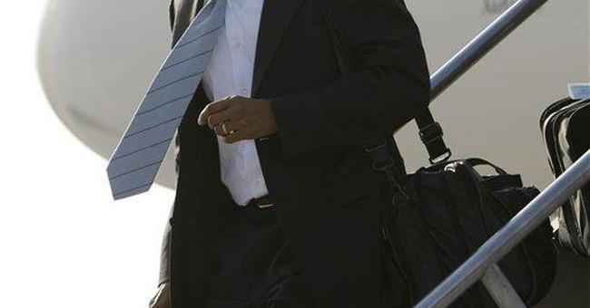 Bad Economy May Hurt Obama
