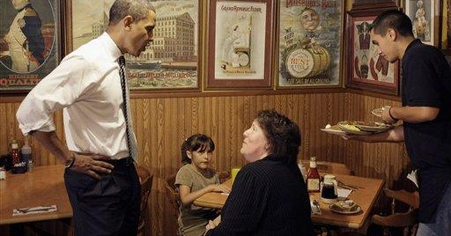 """Obama's Vision:  """"America Is No Longer What It Could Be, What It Once Was."""""""