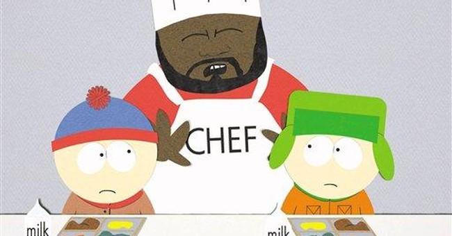 """South Park"" vs. Purity"
