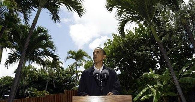 Edwards, Obama, and the Perils of Narcissism