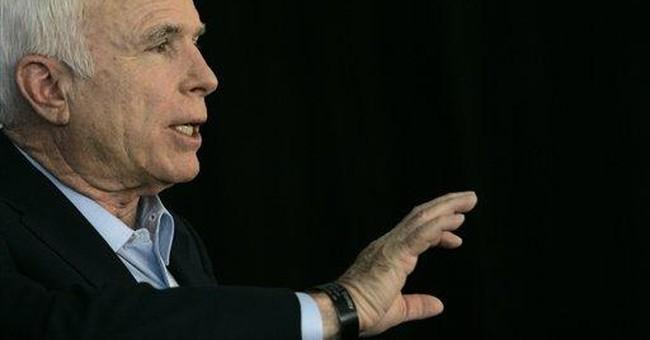 Pro-Choice McCain Veep Equals Political Suicide