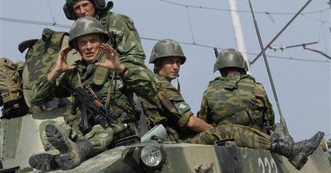 The Lesson of Georgia: Bring Ukraine Into NATO