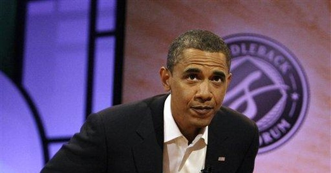 Obama Calls Pro-Lifers Liars