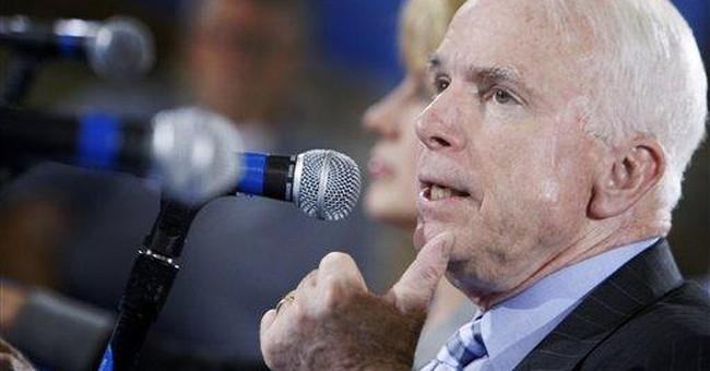 McCain's Age