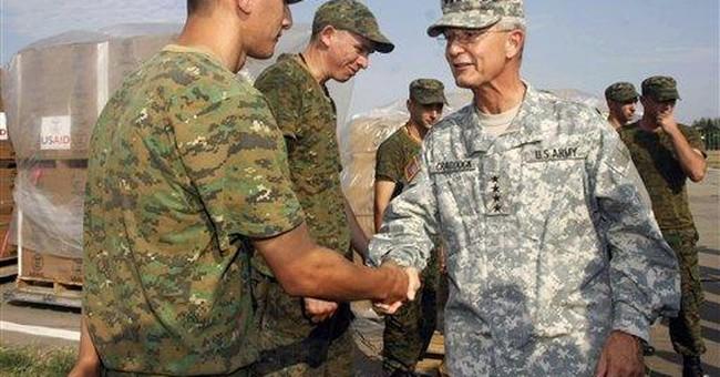 Farewell, NATO