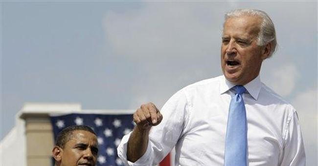 """Joe Biden…""""The Change We Have Been Waiting For""""?"""