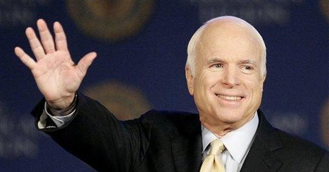A Speech For McCain