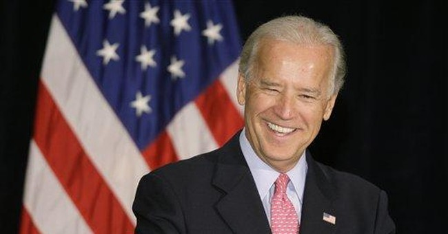 Biden Cries