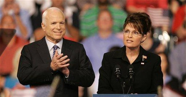 Victory and Energy for the Second American Century: Cheering the Palin Pick