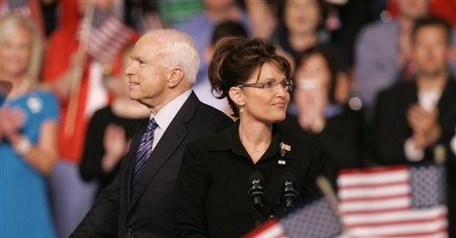 Challenge to McCain