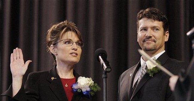 "The Perfect Storm: Palin Provides ""Just Say No Dealers"" Cover"