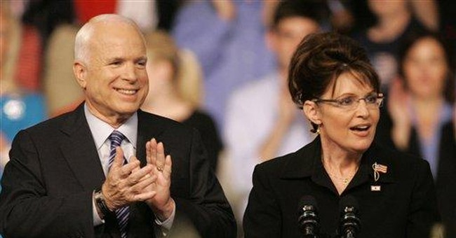 """Dobson: """"I Would Pull that Lever"""" for McCain-Palin"""