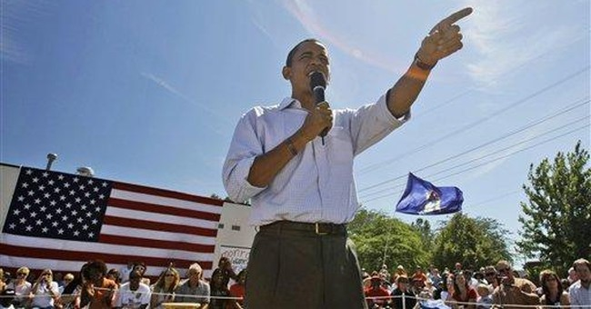 The Transfiguration of Barack Obama
